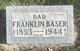 Profile photo:  Franklin Baser