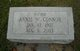 """Profile photo:  Annie W. """"Nanny"""" Connor"""