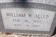 William W. Allen