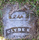 Profile photo:  Clyde E