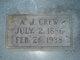 Andrew Jackson Crew