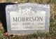 Carol Mildred <I>Lang</I> Morrison