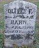 Oliver F Hahn