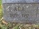 Profile photo:  Ada <I>Comes</I> Clements