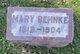 Mary Behnke
