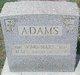 Agnes Marie Adams