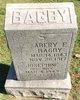 Profile photo:  Abery Ellis Bagby