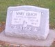Profile photo:  Mary Ebach