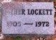 Esther Elsa Margaretha <I>Hillsdale</I> Lockett