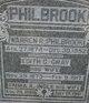 Profile photo:  Edith C <I>Gray</I> Philbrook