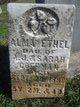 Profile photo:  Alma Ethel Coffman