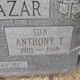 Profile photo:  Anthony Tesla Balthazar