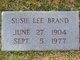 Susie Lee Brand
