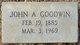 John Arthur Goodwin