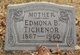 Edmona <I>Brown</I> Tichenor