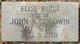 Elsie <I>Rudd</I> Goodwin