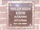 Phillip Keith Ridge