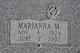 Profile photo:  Marianna <I>Murphy</I> Downing