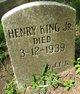 Henry King, Jr.