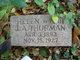 Profile photo:  Helen <I>Cannon</I> Thurman