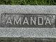 Profile photo:  Amanda C. <I>Bowser</I> Armstrong