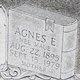 Profile photo:  Agnes E. <I>Maue</I> Bruening