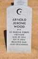 Profile photo:  Arnold Jerome Wood