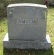Emma <I>Johnson</I> Smith