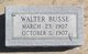 Walter Busse