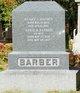 Profile photo:  Adams J Barber, Jr