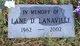 Profile photo:  Lane D Lanaville
