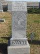 Jennie Emma <I>Hunt</I> Watt