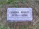 Profile photo:  Cordia Risley