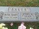 Ethel A. <I>Clark</I> Baker