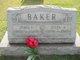 Julia A. <I>Gill</I> Baker
