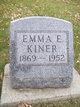 Emma E. <I>Brannan</I> Kiner