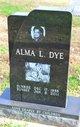 Profile photo:  Alma Louise <I>Moore</I> Dye
