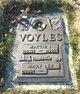 Profile photo:  Mattie J. Voyles