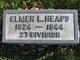 Profile photo:  Elmer L. Heaps