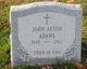 Profile photo:  John Anton Adams