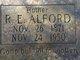 Profile photo:  Robert E Alford