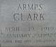 Profile photo:  Armps Clark