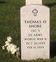 Thomas O. Shore