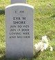 Eva Marie <I>Rogers</I> Shore