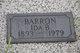 Ida Belle <I>Holder</I> Barron