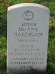Profile photo:  John Doane Hartigan