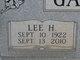 Lee Hughes Garrison