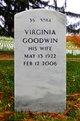 Virginia <I>Goodwin</I> Bell