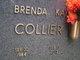 Profile photo:  Brenda Kay Collier