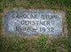 Caroline <I>Stupp</I> Gerstner